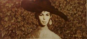 Portretul sotiei lui Dan Hatmanu