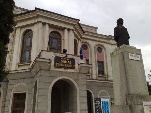 Teatrul Mihai Eminescu Botosani