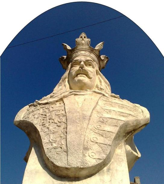 Stefan cel Mare - de Antal Aurelian, Dorohoi