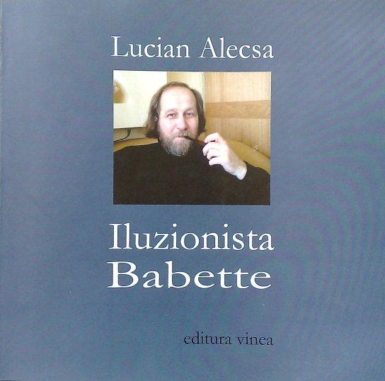 coperta Lucian Alecsa